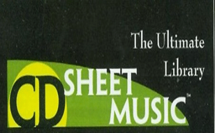CD Sheet Music