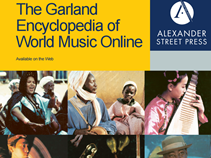 The Garland Encyclopedia of World Music