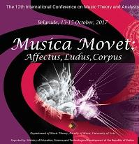 Musica Movet : affectus, ludus, corpus - book cover