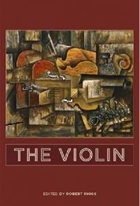 The violin - book cover
