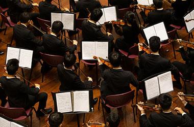 התזמורת הפילהרמונית