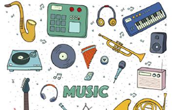 קטגוריות מוזיקליות