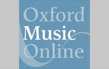 oxford music online